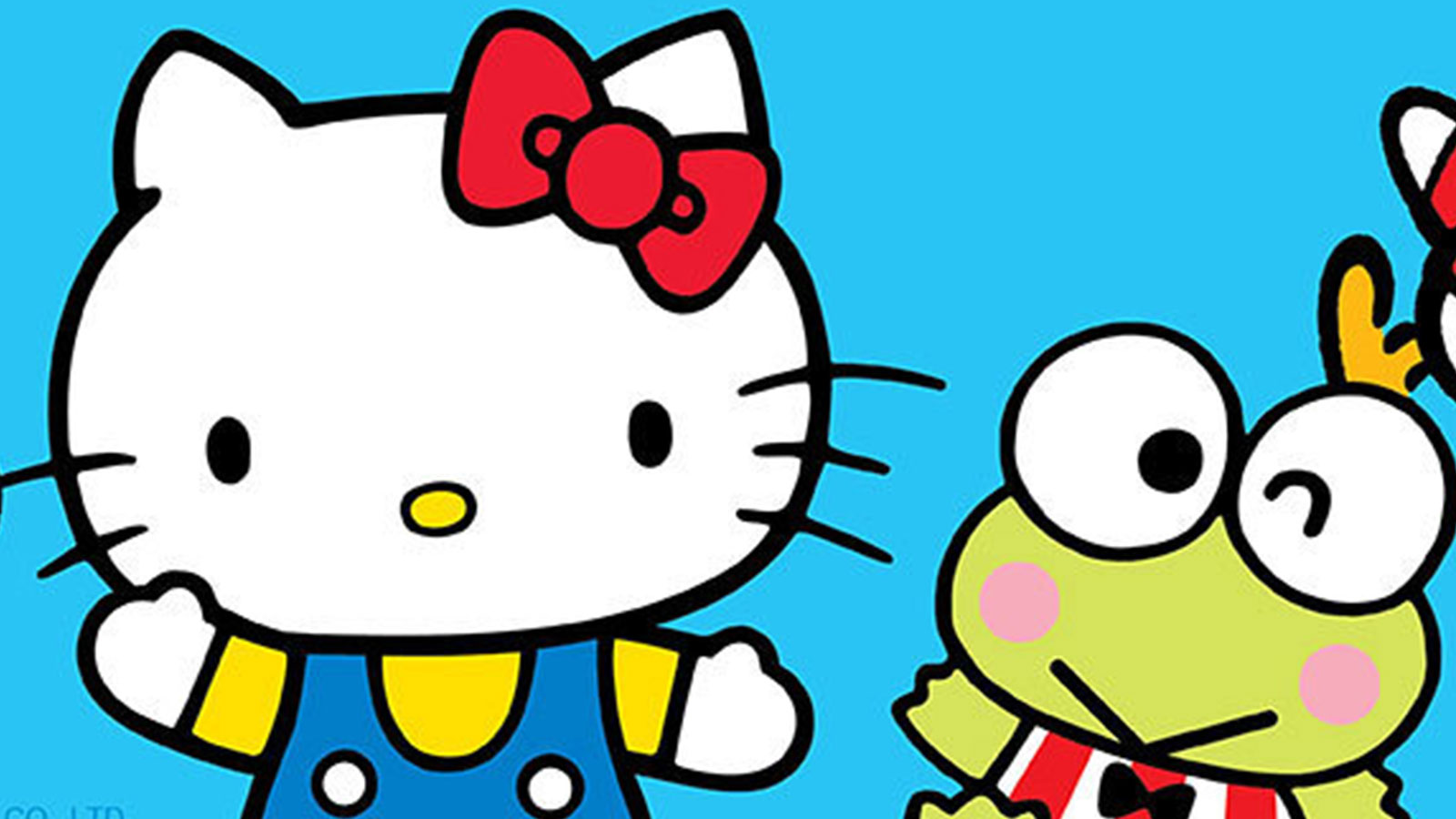 Hello Kitty Friends Exploring The Wonderful World Of Sanrio