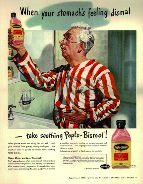 pepto_bismol_1947_advertisement