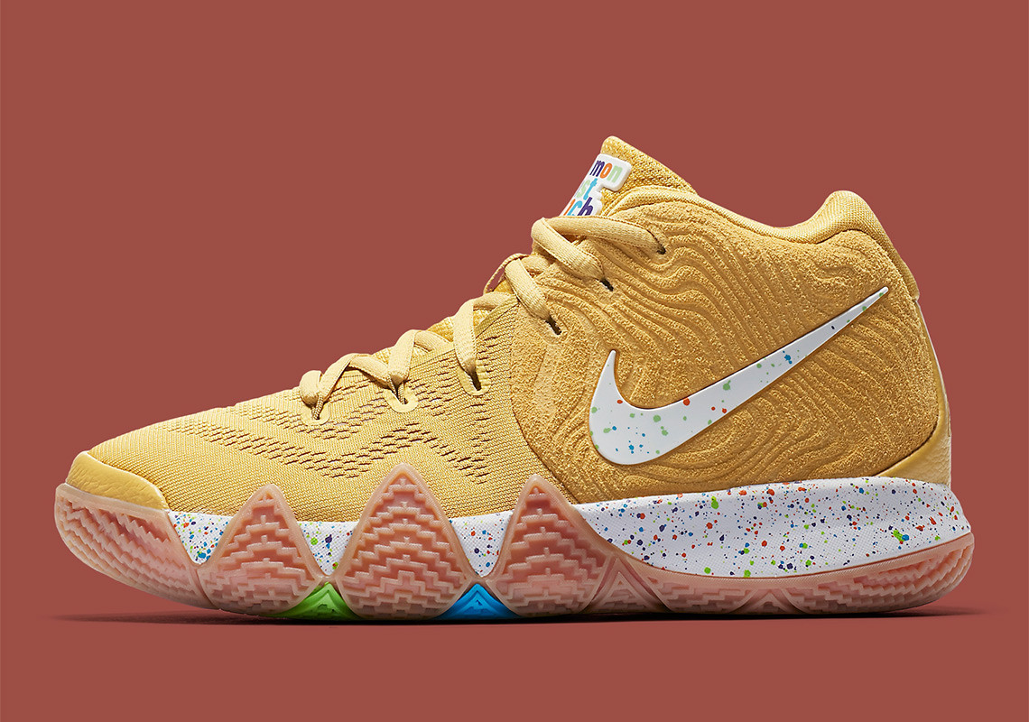 cereal shoes kyrie