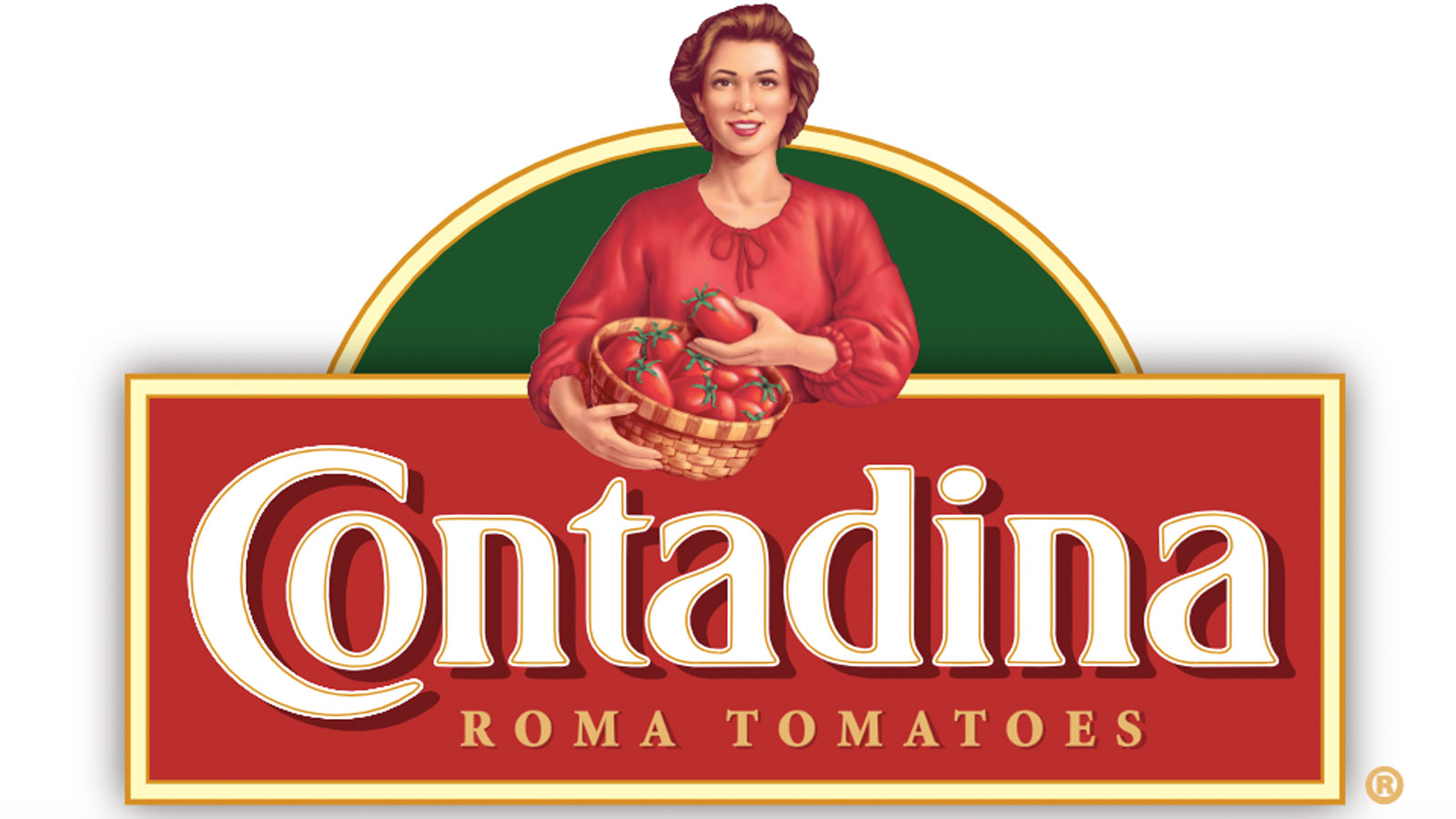Contadina Salad Dressing  Advertising Tin
